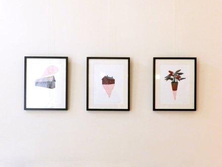 The Artist Corner, The Thinking Hut, Amsterdam, 2015