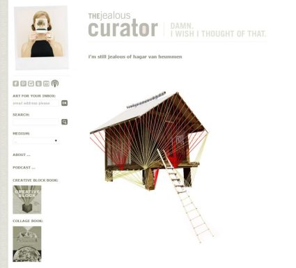 The Jealous Curator, 2013