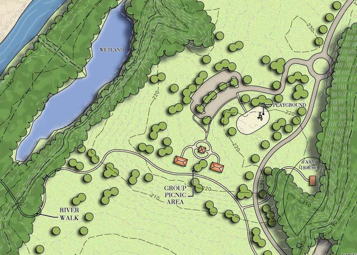 Landscape Architecture Parks And Recreation Architecture