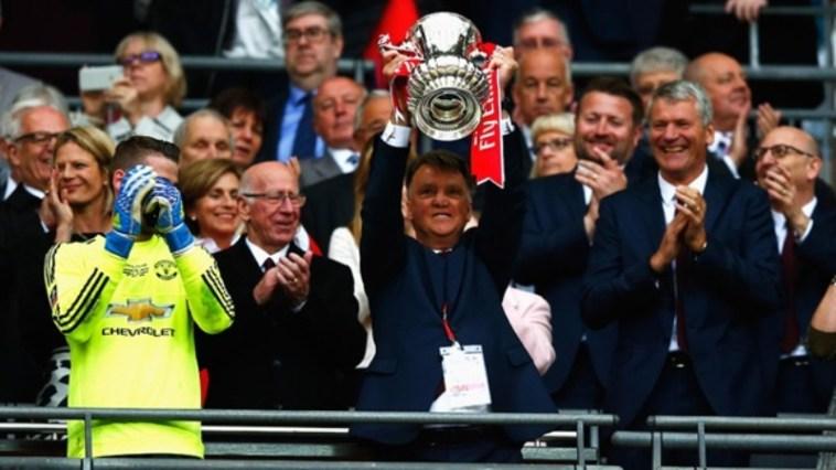 Van Gaal ogah bahas penunjukan Mourinho jadi manajer anyar Manchester United