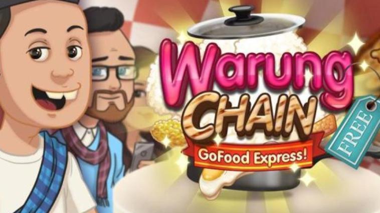 Pengen icip-icip makanan warteg ala Warung Chain? Coba cek Playstore sama iOS kamu