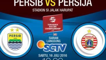 Prediksi Persib vs Persija, adu gengsi el classico Indonesia