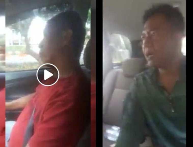 Diprotes penumpang karena AC gak dinyalain, jawaban dari driver taksi online ini bikin greget
