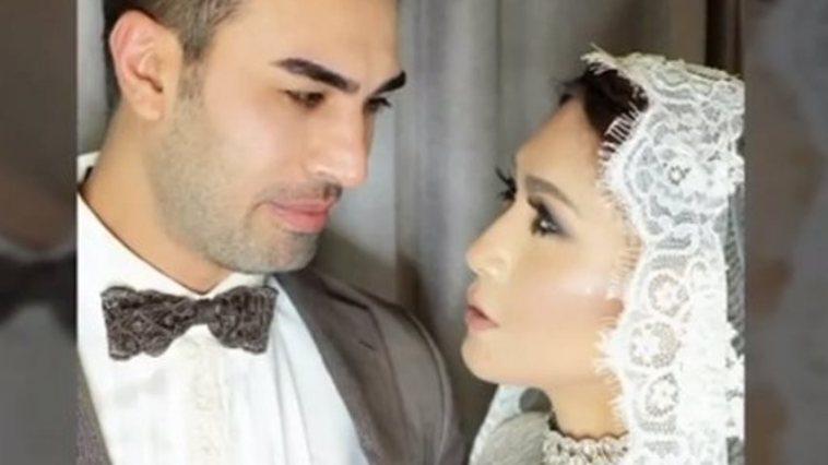 Rujuk dengan mantan suami, Tata Janeta berlinang air mata setelah resmi dinikahi Mehdi Zati