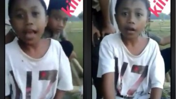 Ngomel gara-gara Facebook mau diblokir di Indonesia, aksi bocah ini bikin greget, lanjutkan le!
