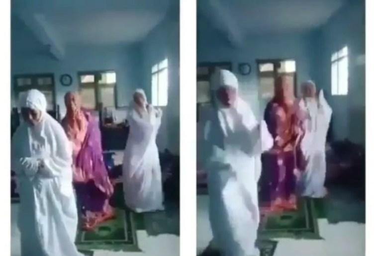 Tik Tok kebablasan, aksi tiga remaja wanita ini bikin netizen geram, astaghfirullah!