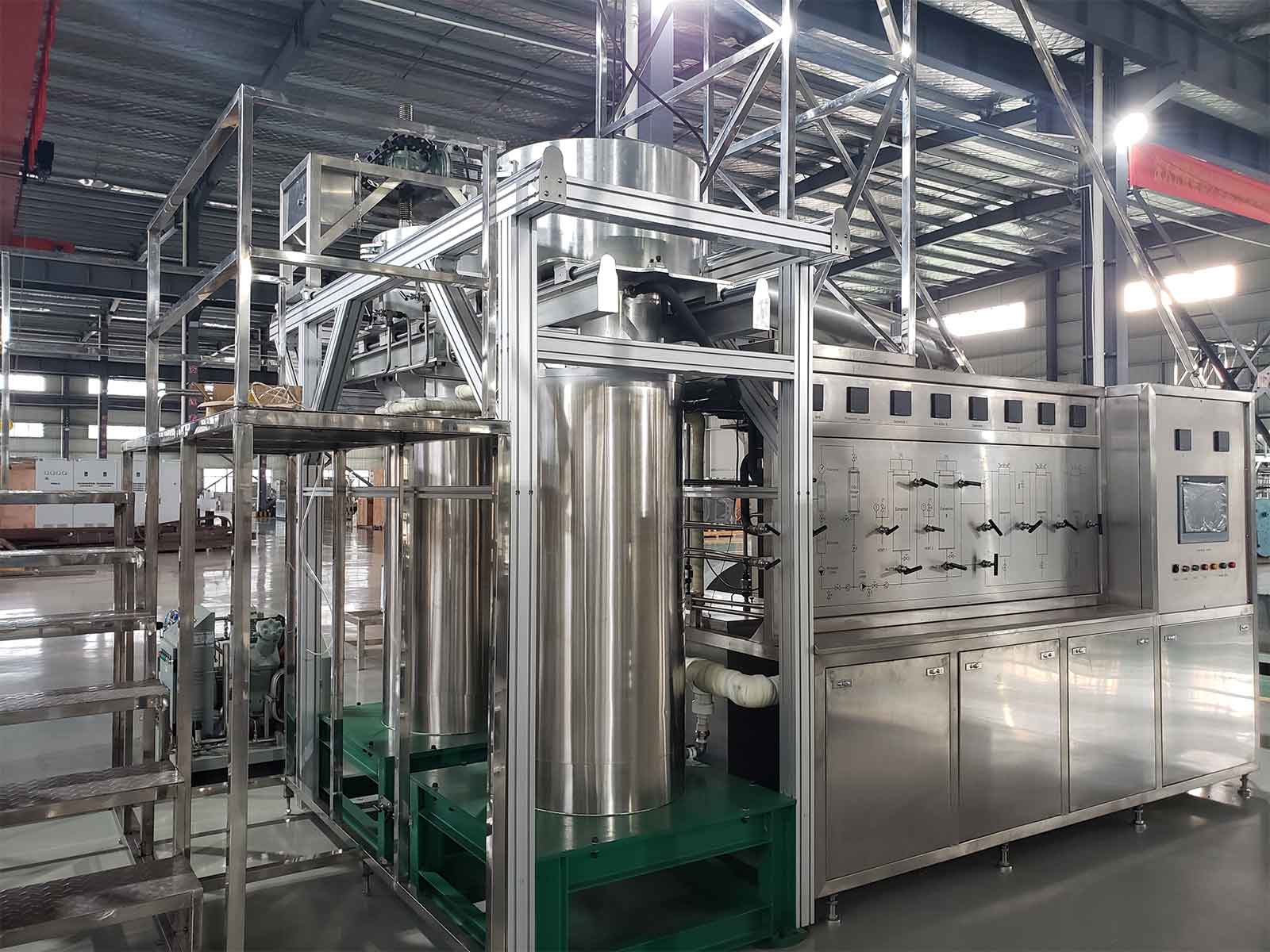 supercritical co2 extraction system
