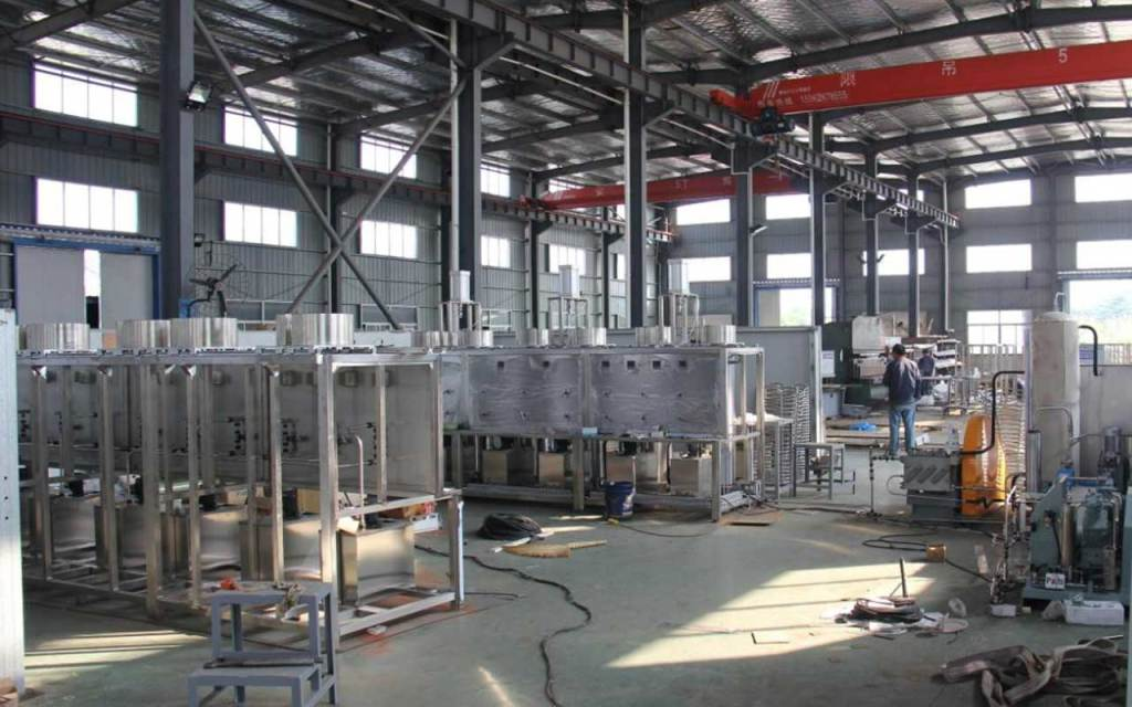 Huaan Supercritical CO2 Fluid Extraction Systems