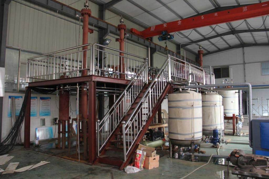 Supercritical CO2 Fluid Extraction Systems