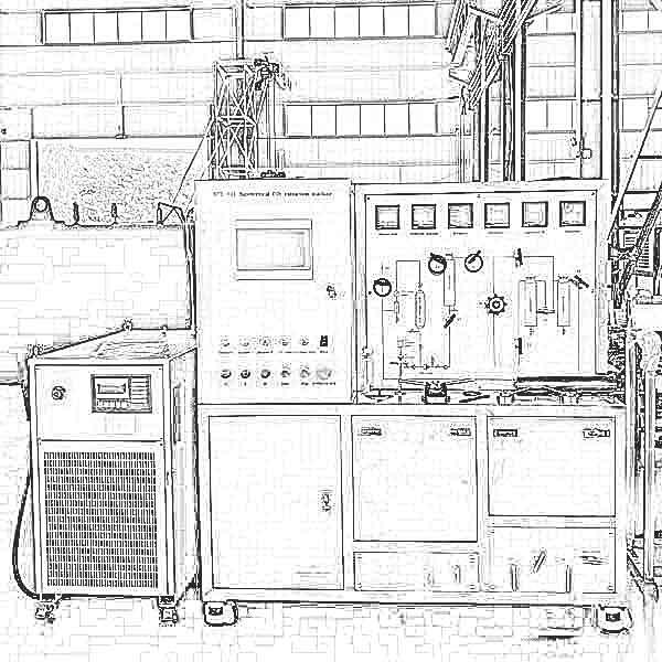 L-05D supercritical co2 extraction machine