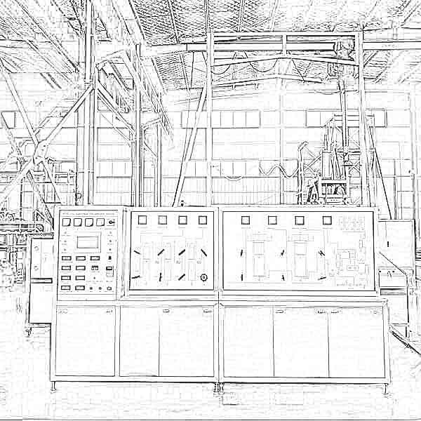 P-25D supercritical CO2 extraction machine