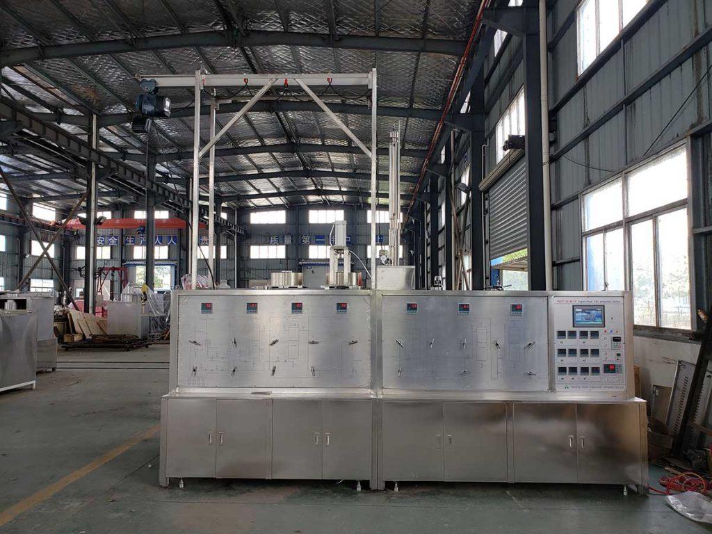 50L supercritical co2 extraction & fractionation machine