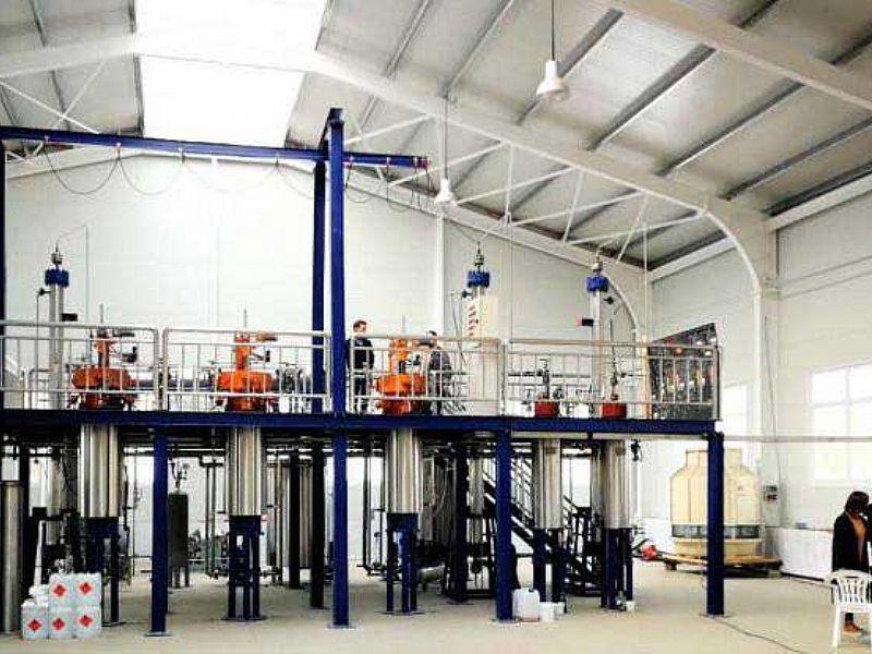 300L Cannabis supercritical CO2 extraction machine