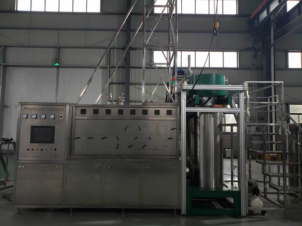 300L Supercritical CO2 Extraction System