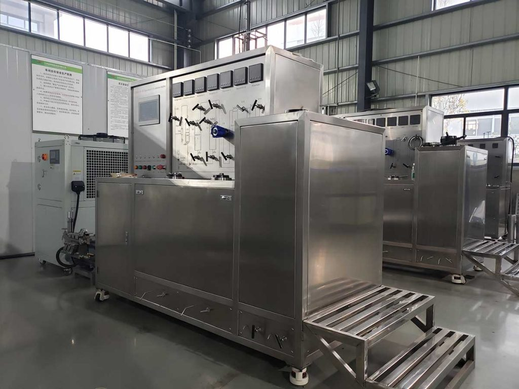 20L supercritical CO2 extraction equipment