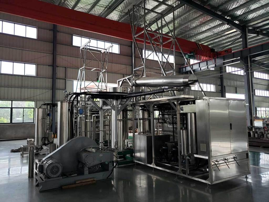 Hemp/Cannabis/Hash oil extraction machine