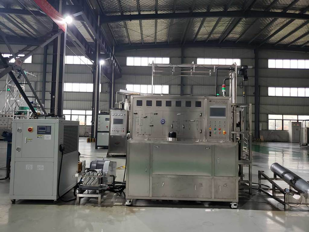 lavender essential oil supercritical co2 extraction machine