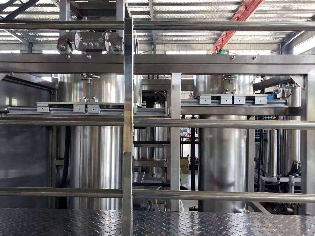 supercritical CO2 extraction kettle