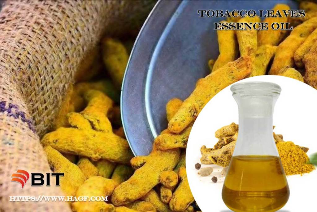 Supercritical CO2 Extraction of Turmeric Oil