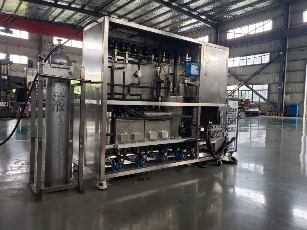2L Supercritical CO2 Extraction Machine