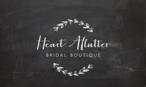 heart aflutter logo