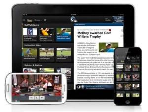 Golf Channel app