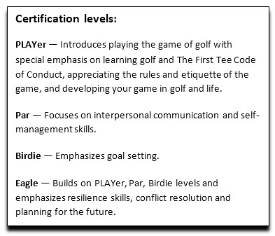 CertificationLevels