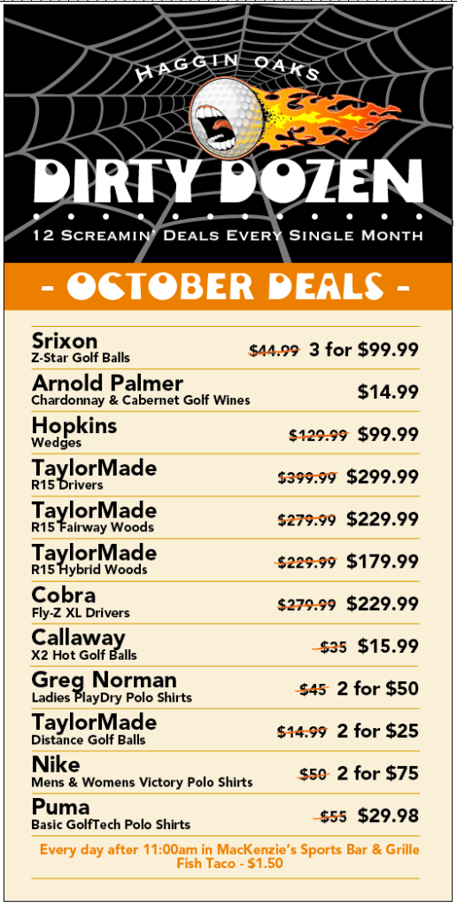 October_DirtyDozen