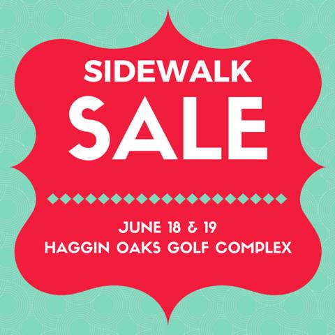 Haggin Sidewalk Sale - FB