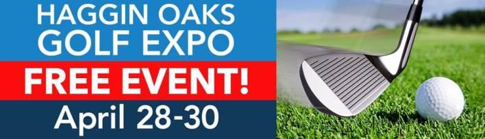 Golf Expo Banner