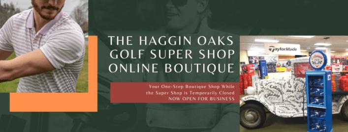 The Haggin Oaks Gol fSuper Shop Online Boutique