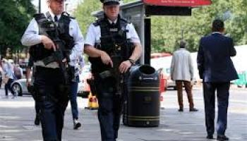 Risultati immagini per London attack: man arrested on suspicion of terrorism