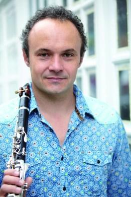 Clarinette, soliste de l'Orchestre Philharmonique de Radio-France