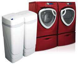 Benefits of Water Treatment - Washer
