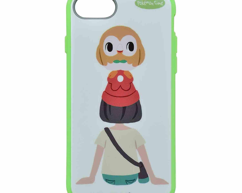 ポケモンセンターオリジナル IIIIfit® for iPhone8/7/6s/6 pokémon timeモクロー