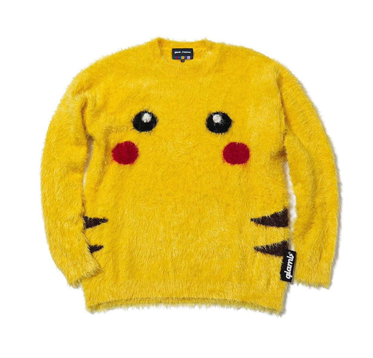 (グラム) glamb Pikachu knit/ピカチュウニット GB0119/PK15