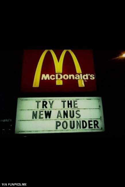 Try this new menu at Mc Donald