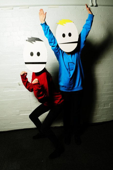 Terrence & Philips cosplay from South Park