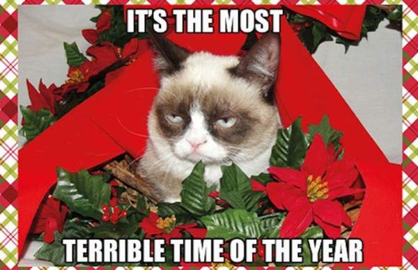 most terrible time of the year