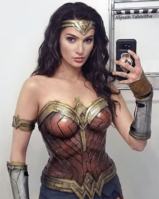 Best Wonder Woman Cosplay by Alyson Tabbitha