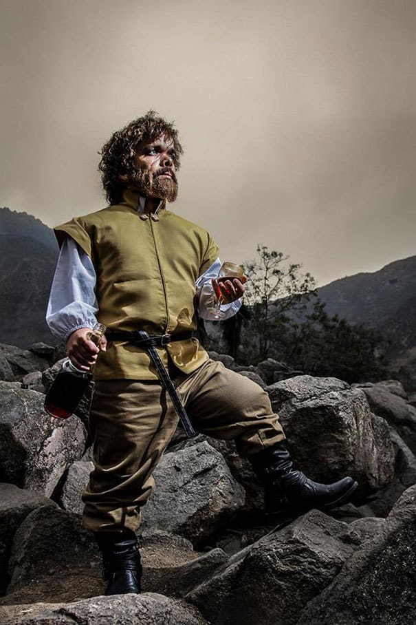Most look-alike Tyrion Lannister Cosplay ever