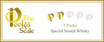 Two Pooka - The Pooka Scale - Haig Whisky