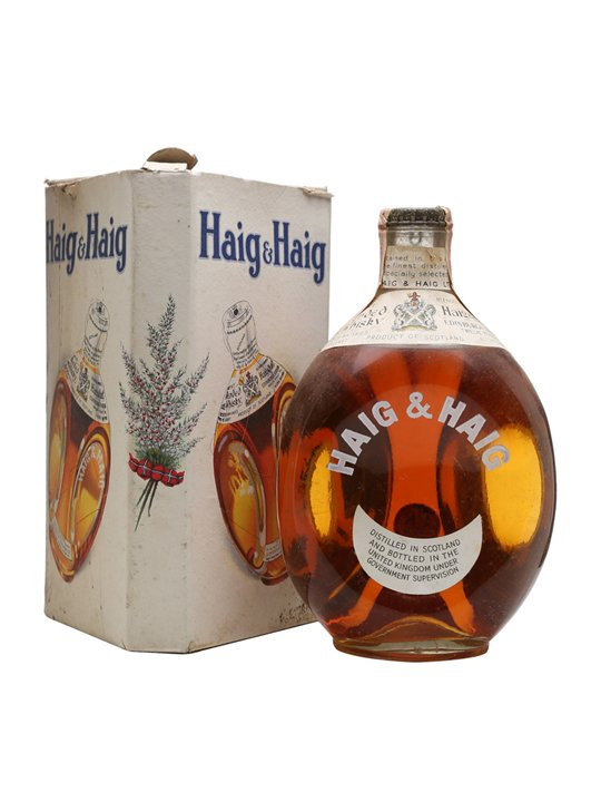 Haig & Haig 12 Year Old / Bot.1944 / Spring Cap Blended Scotch Whisky
