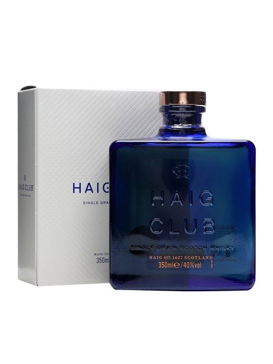 Haig Club / Half Bottle Single Grain Scotch Whisky