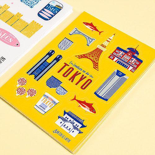 Tokyo Stickers