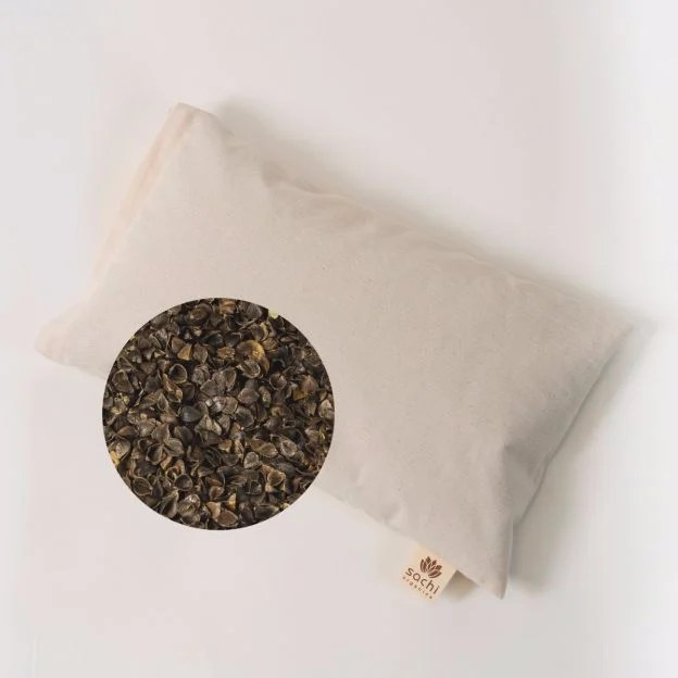 what are the benefits of a buckwheat pillow
