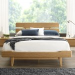 Currant Bamboo Platform Bed Haiku Designs