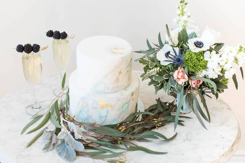 FEATURE: Blue Wedding Inspiration