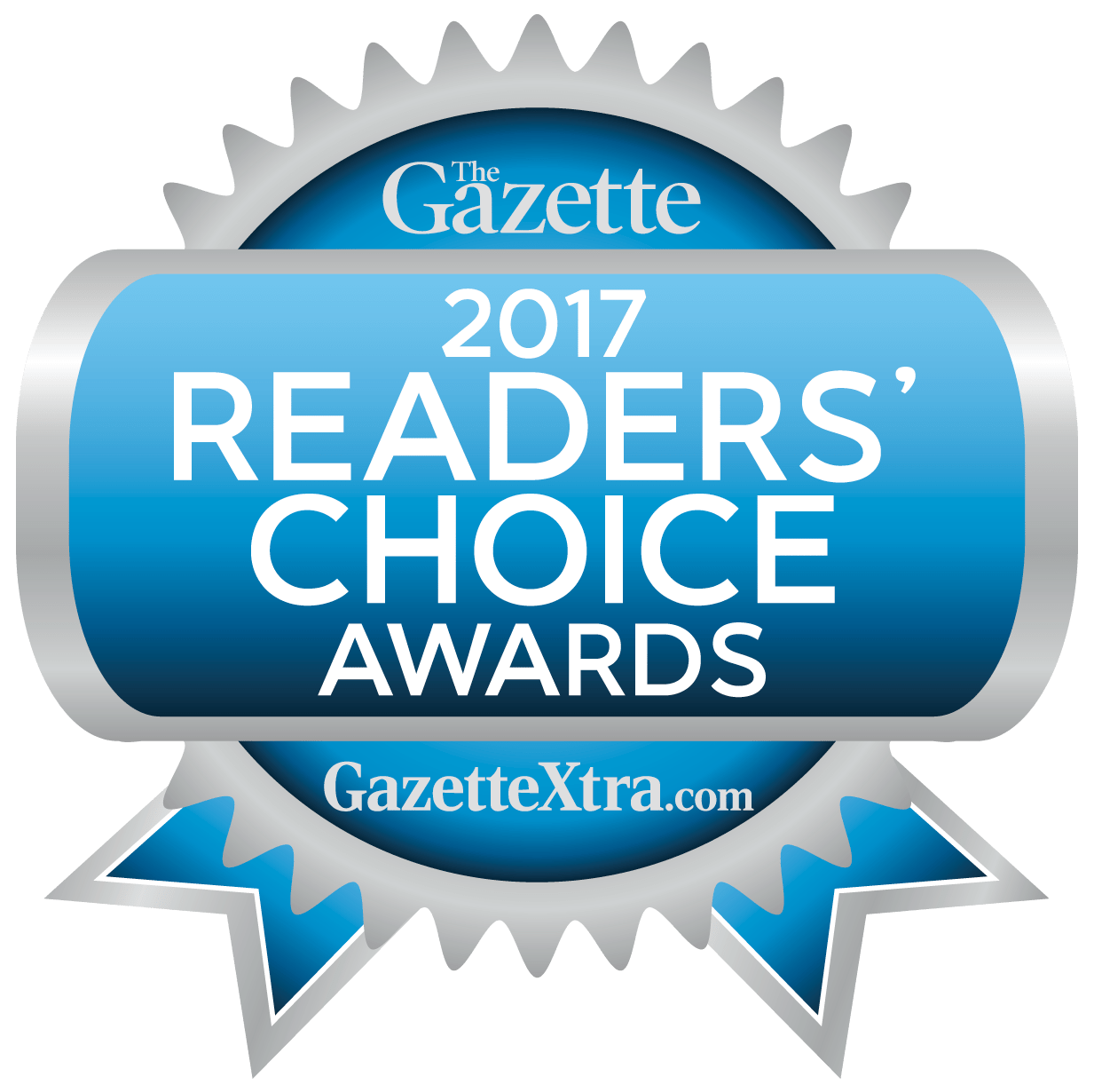 Gazette Reader's Choice 2017 & 2018