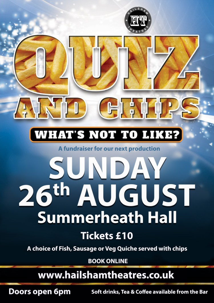Quiz and Chips 2018